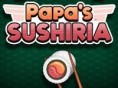 Papa's Sushiria - stelle leckeres Sushi her! Papa's Sushiria ist ein cooles Managementspie