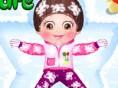 Baby Hazel Winter - finde die richtige Hautpflege! Baby Hazel Winter ist ein beliebtes Mädchenspiel,