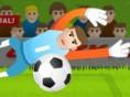 Elfmeter-Superstar - halte jeden Ball! Elfmeter-Superstar ist ein cooles Fußballspiel mit viel