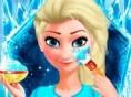 Elsa Glitzer-Makeover - lasse die Königin strahlen! Elsa Glitzer-Makeover ist ein glamourö