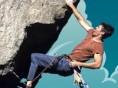 Steilwand-Klettern