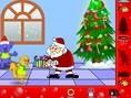 Eine Party mit dem Weihnachtsmann und seinen Elfen? Da sind wir aber dabei, oder? Steuerung: Platzie