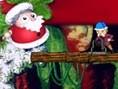 Angel den Weihnachtsmann