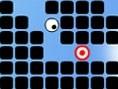 In dieser Mischung aus Jump and Run und Geschicklichkeitsspiel muss das Auge immer zur Zielscheibe g