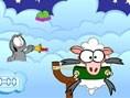 Garfield Koyun Fırlat