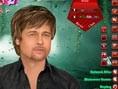 Brad Pitt Schminken