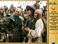 Buchstaben und Piraten