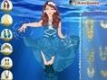 Prinzessin unter Wasser