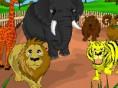 Zootiere ausmalen Gehst du gerne in den Zoo ? Male dir hier deinen eigenen. Steuerung: Zuerst ersche