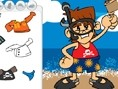 Comicjungen anziehen Der Comicjunge braucht deine Hilfe! Suche die richtigen Anziehsachen für ihn au