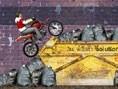 Sonbaharda Motorcu