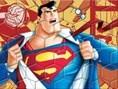 Süpermen Yapboz