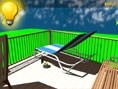 Sunny Balcony Escape