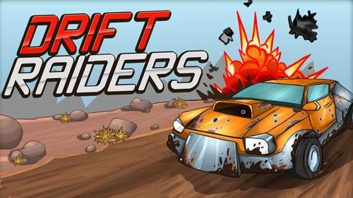 Drift Raiders, kostenlose rennspiele
