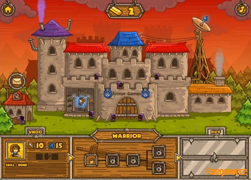 Summon The Hero Spiel