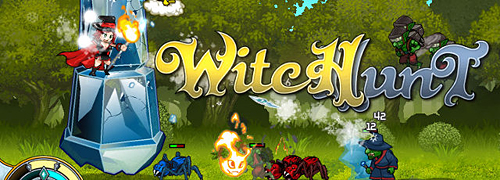 Witch Hunt Game