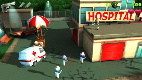 3D Gün Batımı 2 Oyunu