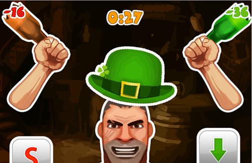 Bar Dövüşü Oyunu