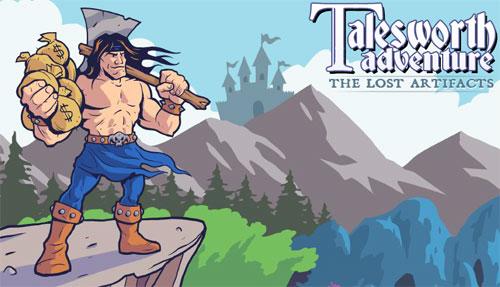Talesworth Maceraları Kayıp Eser Oyunu