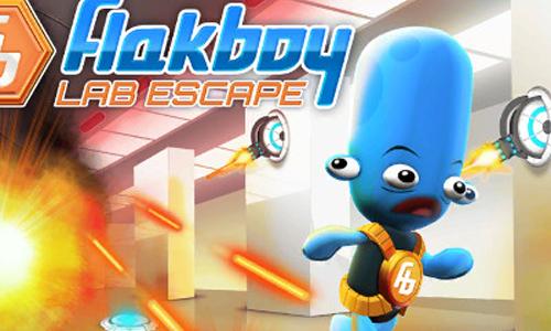 Flakboy Lab Escape, Reaktionsspiele spielen
