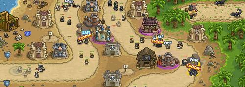 Kingdom Rush Frontiers Online Spielen