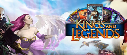 kings and legends login