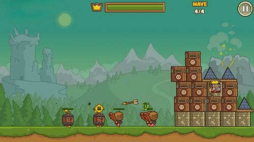 King's Strike, SpielAffe, Tower Defense, Actionspiele