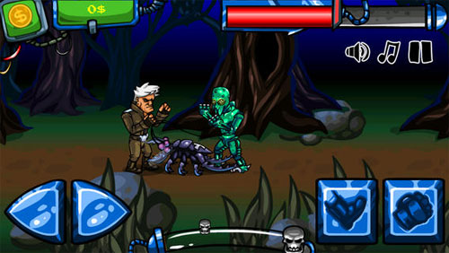 Biometal Dövüş Oyunu