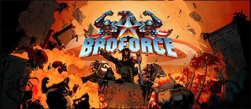 Broforce Savaş Oyunu