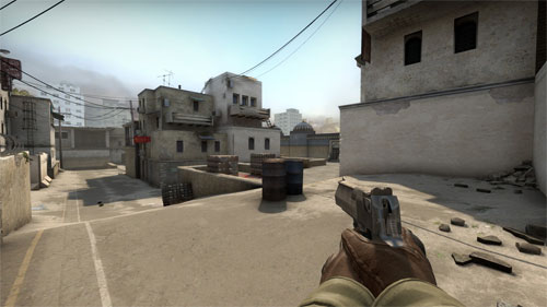 Counter Strike Online Dust 2 Oyunu