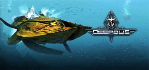 Deepolis Online MMO Denizaltı Macera Oyunu