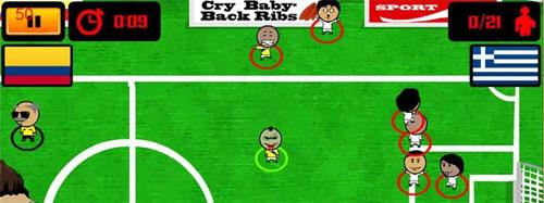 Dünya Zombi Kupası Oyunu