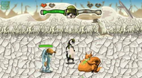 Kahraman Ferret Oyunu