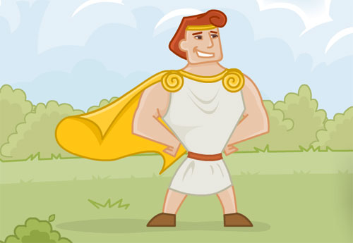 Kahraman Okçu Nişan Oyunu