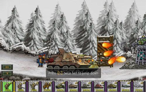 Komando Saldırısı 2 Oyunu