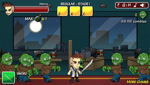 Marko Panikte zombi oyunu