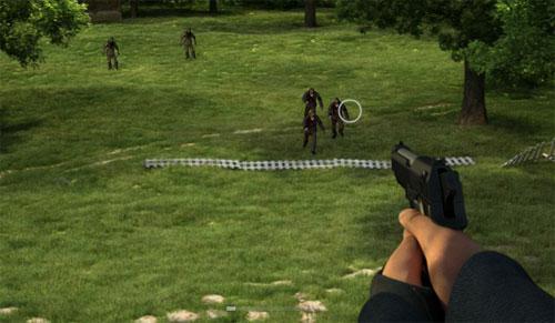Ölü Zed Silah oyunu 2