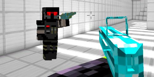 Pixel Gun 3D Warfare Oyunu