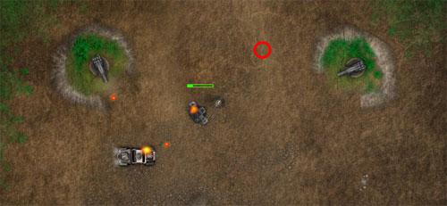 Savaşçı Hummer Silah Oyunu