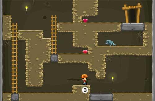 Süper Madenci Oyunu