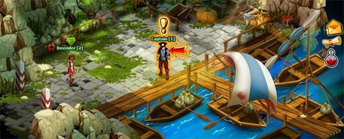 Underworld Yeraltı Çetesi MMO Oyunu