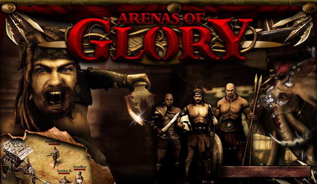 Arenas of Glory Online Dövüş Oyunu