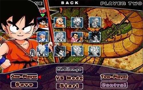 Dragon Ball Dövüş Oyunu