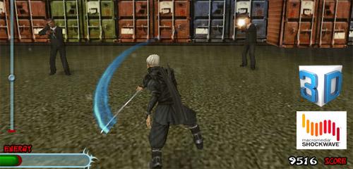 Ninja Gücü HD Oyunu oyna