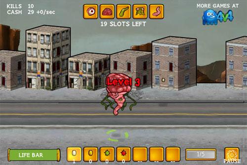 Brainzilla Spiel online spielen