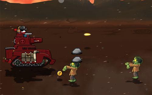 Zombi Panzeri Oyunu