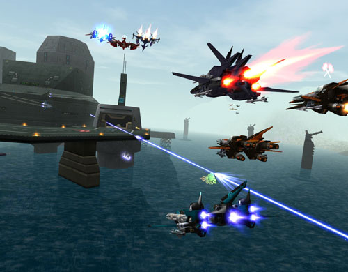 AirRivals Uzay Oyunu İndir