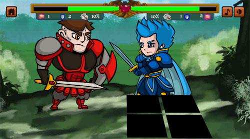Hafıza Dövüşü Oyunu