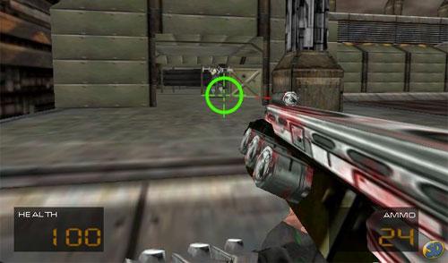 Hain Saldırı Oyunu 3D