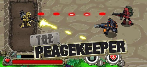 Kahraman Barış Savunma Oyunu